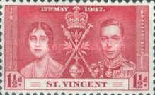 [Coronation of King George VI and Queen Elizabeth II, type X1]