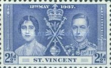 [Coronation of King George VI and Queen Elizabeth II, type X2]