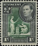 [King George VI, type Y10]