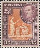 [King George VI, Local Motifs, type Y2]