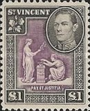[King George VI, Local Motifs, type Y8]
