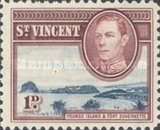 [King George VI, Local Motifs, type Z]