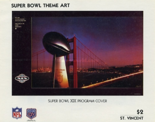 [The 25th Anniversary of Super Bowl - American Football Championship, type ZAS]