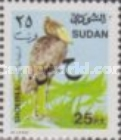 [Local Motives - Sudan Postage Stamps of 1991 Overprinted in Arabic, type F]