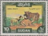 [Local Motives - Sudan Postage Stamps of 1991 Overprinted in Arabic, type F13]