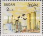 [Local Motives - Sudan Postage Stamps of 1991 Overprinted in Arabic, type F7]