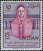 [The 50th Anniversary of Education for Girls, type BC]