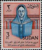 [The 50th Anniversary of Education for Girls, type BC1]