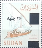 [Stamp of 1975 Surcharged, type BL3]