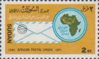 [The 10th Anniversary of African Post-Union or UPAF, type DF]