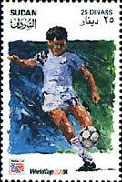 [Football World Cup - USA 1994, type HN]