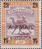 [Airmail - No. 53 Surcharged, type I29]
