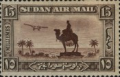 [Airmail - Statue of General C. G. Gordon, type K3]