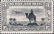 [Airmail - Statue of General C. G. Gordon, type K6]