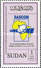 [The 10th Ordinary Meeting of the General Assembly of the African Organization of Space Telecommunications RASCOM, type KH]