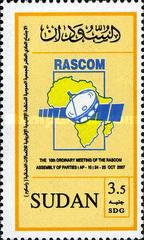 [The 10th Ordinary Meeting of the General Assembly of the African Organization of Space Telecommunications RASCOM, type KH2]