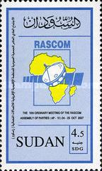 [The 10th Ordinary Meeting of the General Assembly of the African Organization of Space Telecommunications RASCOM, type KH3]