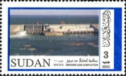 [Merowe Dam Completion, type KP]