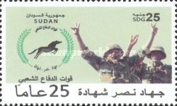 [National Army of Sudan, type LA1]