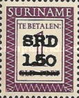 [Postage Due Stamps of 1956 Surcharged, Typ J1]