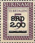 [Postage Due Stamps of 1956 Surcharged, Typ J2]