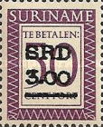 [Postage Due Stamps of 1956 Surcharged, Typ J3]