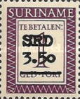 [Postage Due Stamps of 1956 Surcharged, Typ J4]