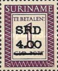 [Postage Due Stamps of 1956 Surcharged, Typ J5]