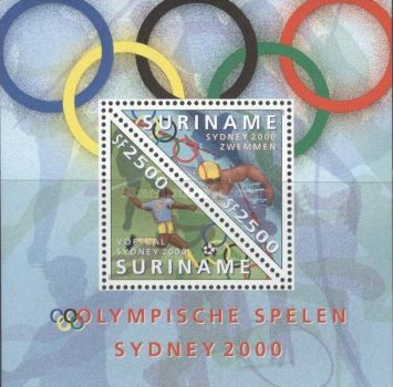 [Olympic Games - Sydney, Australia, type ]