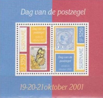 [Stamp Day - Different Background Colours, Typ ]