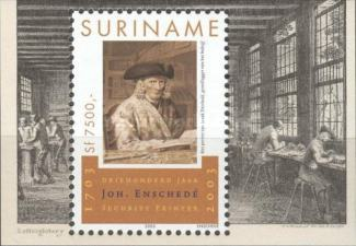 [The 300th Anniversary of Printing Company Johann Enschedé and Sons, Typ ]