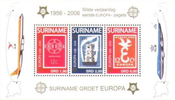 [The 50th Anniversary of the First EUROPA Stamp, Typ ]