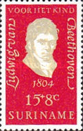 [Child Welfare - The 200th Anniversary of the Birth of Ludwig van Beethoven, Composer, 1770-1827, type ABS]