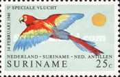 [Birds - The 25th Anniversary of Netherlands-Surinam-Netherlands Antilles Air Service, type ABY]