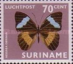 [Airmail - Moths and Butterflies, Typ ADL]