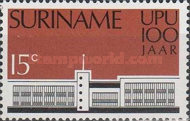[The 100th Anniversary of Universal Postal Union, Typ AFE]