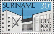 [The 100th Anniversary of Universal Postal Union, Typ AFF]