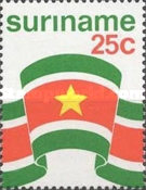 [Surinam Flag and Coat of Arms, Typ AGH]