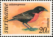 [Airmail - Birds, Typ AIP]