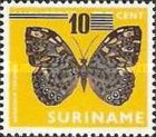[Butterflies Issue of 1972 Surcharged, Typ AJL]