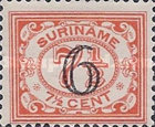 [Issue of 1913 Surcharged 6, type AL]
