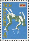 [Olympic Games - Moscow, USSR, type ANJ]
