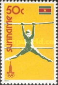 [Olympic Games - Moscow, USSR, type ANK]
