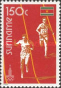 [Olympic Games - Moscow, USSR, type ANM]