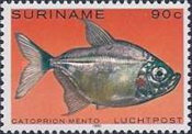 [Airmail - Tropical Fish, Typ ANU]