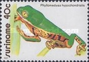 [Frogs, type AOZ]