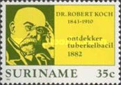 [The 100th Anniversary of Discovery of Tubercle Bacillus by Dr. Robert Koch, Typ AQP]