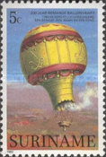[The 200th Anniversary of Manned Flight - Balloons, Typ ATB]