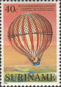 [The 200th Anniversary of Manned Flight - Balloons, Typ ATD]