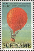 [The 200th Anniversary of Manned Flight - Balloons, Typ ATE]